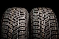 Check car tyres for wear
