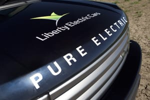 Liberty Electric Cars E-Range