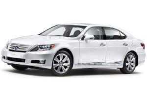 Lexus LS recall
