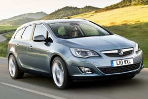 The new Vauxhall Astra Sports Tourer