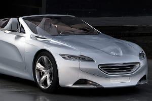 Peugeot 508 - SR1 Concept