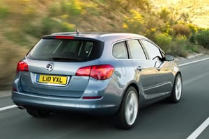 Sports Tourer is cheaper than the current Astra estate