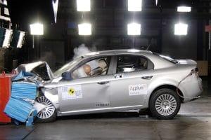 Euro NCAP crash test