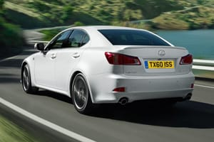 F-Sport saloons start from £28,290