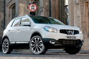 New Qashqai: more power and lower emissions