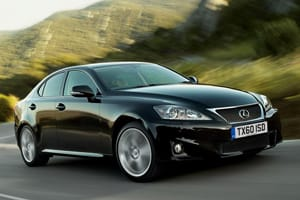 The Lexus IS gets a frugal diesel engine