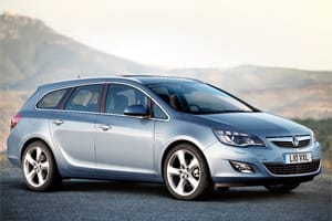 Vauxhall warranty: he new Astra Sports Tourer is covered