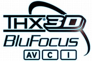 THX BluFocus 3D standards