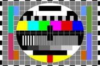 TV test-card