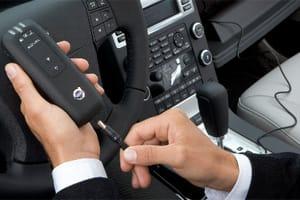 Breathalyse and go: Volvo's Alcoguard