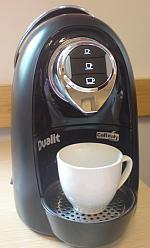 Dualit Rapido coffee machine