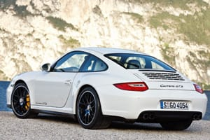 New GTS: faster than a standard Carrera S