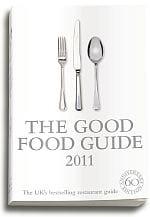 Good Food Guide 2011