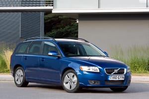 Low emissions: Volvo's new V50 DRIVe