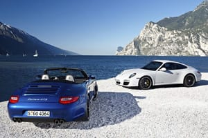 New 911 Carrera GTS costs £76,758