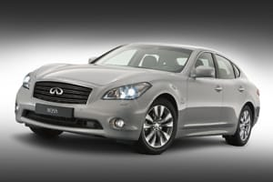 New M35h is the first hybrid Infiniti