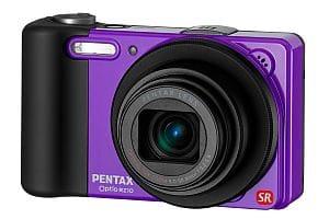 Pentax Optio RZ10 camera - violet