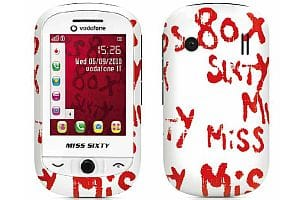 Vodafone 543 - Miss Sixty branded mobile phone