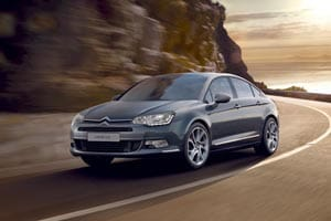 All Citroën C5 engines will be Euro 5