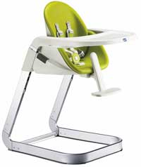 Chicco I-Sit highchair