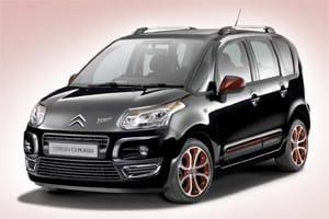 Citroën C3 Picasso Blackcherry