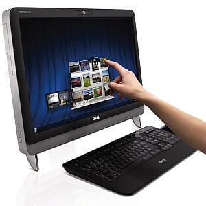 Dell Inspiron One all-in-one touchscreen PC