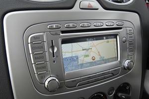 Ford Focus Sport has sat nav as standard