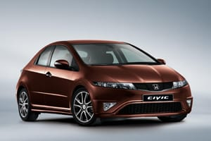 Honda Civic will get a refresh for 2011