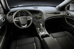 Interior will be to the high Saab standard