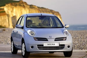 Micra included in recalls