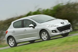 Peugeot 207 Sportium available next month