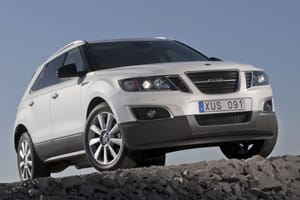 The Saab 9-4X will have a V6 engine only