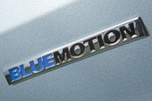 BlueMotion badge