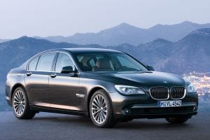 BMW 7 Series is our top warm car