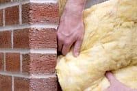 cavity wall installing