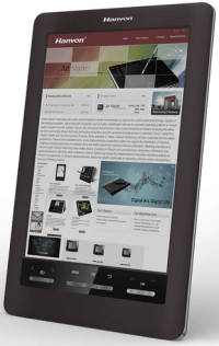 Hanvon ebook reader