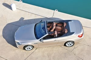 New BMW 6 Series convertible