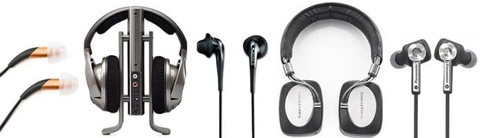 Which? Best Buy headphones - Klipsch, Sennheiser, Sony, Bowers and Wilkins, Panasonic