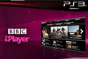BBC iPlayer on PS3