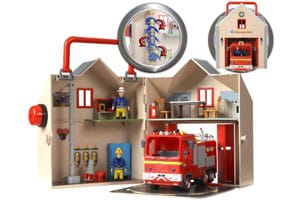 Fireman Sam deluxe playset