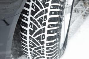 Winter tyre