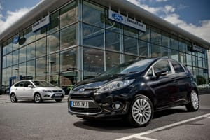 Ford Fiesta and Ford Focus