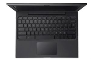 Google Chrome OS Laptop Keyboard