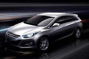 Hyundai i40 drawings