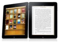 iBooks on Apple iPad