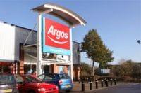 New Argos logo