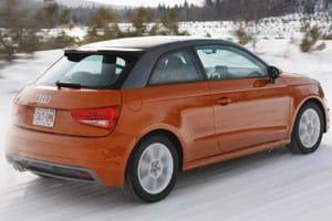 Audi A1 quattro concept