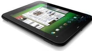 HP Topaz Tablet