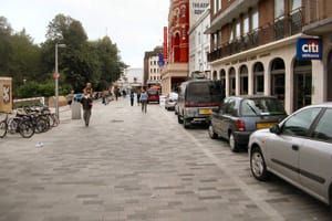Shared Space in Brighton