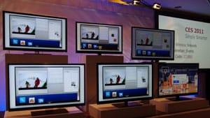 LG TVs